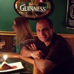 Birthday at the bar