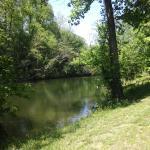 Walk along the river.