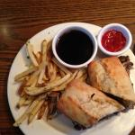 French Dip with Fries