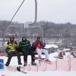 Awesome opening weekend at Shawnee Mountain.