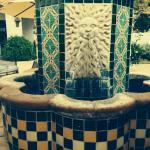 Outside Fountain