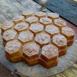 Vita's honeycomb cake Yummers!