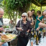 Friday wine tasting a local tradition at Vita's