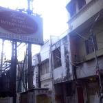 Hotel neighbourhood a slum