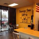 """""""Squeeze Inn"""" Vacaville - Not So Large Dining Area"""