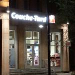 Grab your alcohol at the Couche directly behind the hotel!!