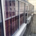 Небольшой балкончик