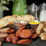 Delicious party platters