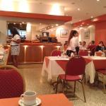 café da manhã ( local)