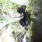 Cool cave walk