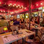 Cafe Vian Frenc Liszt Square