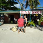 Outside Ocean Explorers Dive Centre