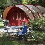 Accueil de tentes, caravanes, campings cars