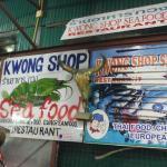 insegna di kwong