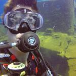 Wreck Dive Santorini