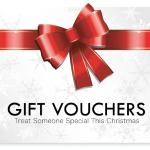 Gift vouchers available for shop purchases, therapies & courses
