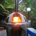 Pizza Oven so cool
