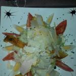 Salade César succulente !!