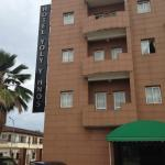 Fachada Hotel Yoli
