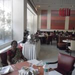 Restaurant at Hotel sarovar Portico Indore
