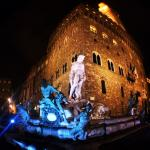 Palazzo Vecchio, just a few minutes from Residensa Castelli.
