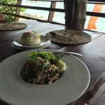 MUST TRY LARB MOO