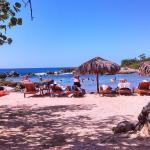 Fun in the Coral Cove sun!!