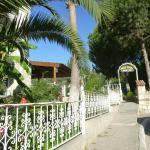Entrance Bar/Restaurant & Zwembad