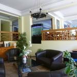 Lobby met Restaurant (boven)