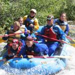 Daily Raft Trips in Summer