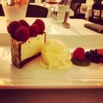 Savoureux dessert du jour