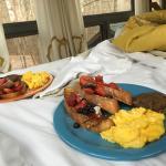 Bed in Breakfast!