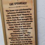Speakeasy Inn Story