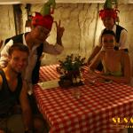 Christmas in Phuket, At Susanna's Restaurant