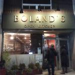 Boland's Storefront