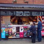 Falafel House, Gloucester Green, Oxford