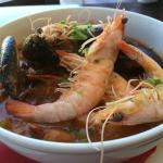 South Western Chowder (Seafood Gumbo)