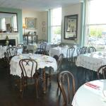 Betty Bumbles Vintage Tea House St Neots (Upstairs area)