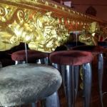 Un rincón del bar
