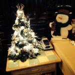 Kerst in t landhuys