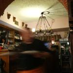 The chef is so rapid that a camera is unable to catch him!