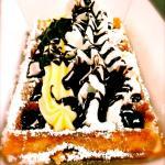 Belgian Brussels Dessert Waffle