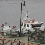 the fire rescue vessel