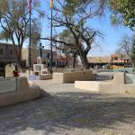 Taos Plaza, Taos, NM Nov 2014