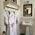 Plush robes