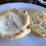 Biscuits so terrific, we ordered four more.