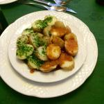 Patatas con mojo