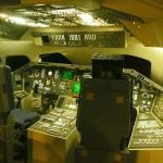 Space Shuttle Simulatin Room