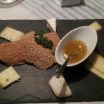 Bio-Käse-Platte