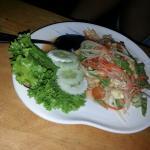 Papaya salat - Super lecker, frisch und günstig wie immer bei funky fish !